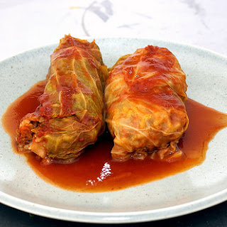 Stuffed Cabbage Ground Beef Recipes