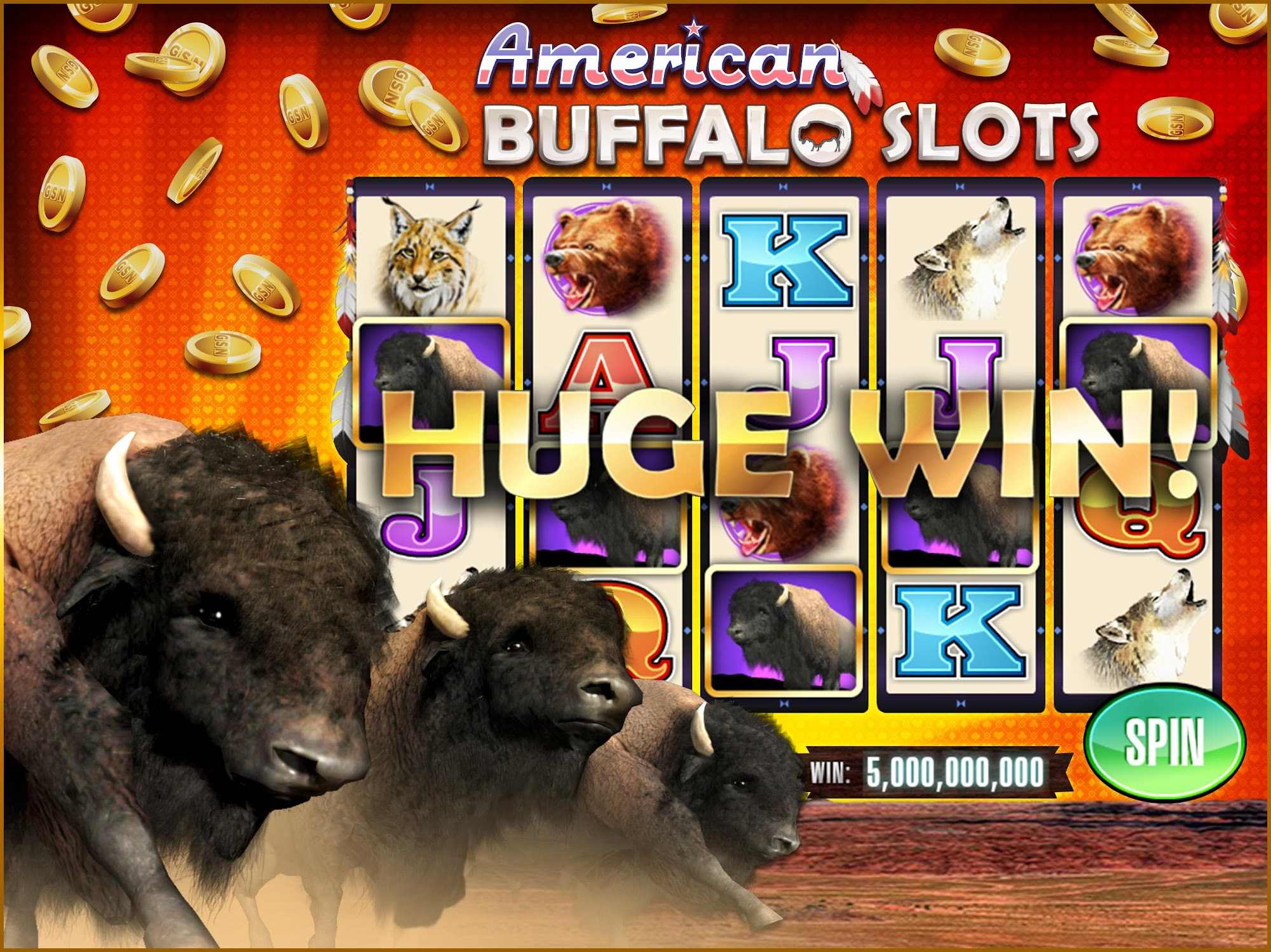 GSN Casino: Free Slot Games screenshot #13