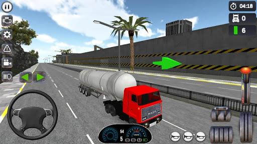Télécharger Euro Truck Extreme - Driver 2019 APK MOD (Astuce) screenshots 1