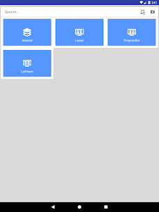 Awesome Android – UI Libraries 9