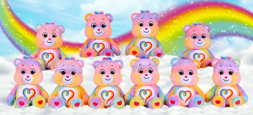 New Care Bear Is All about Inclusivity & It's the Bear We Need Right Now