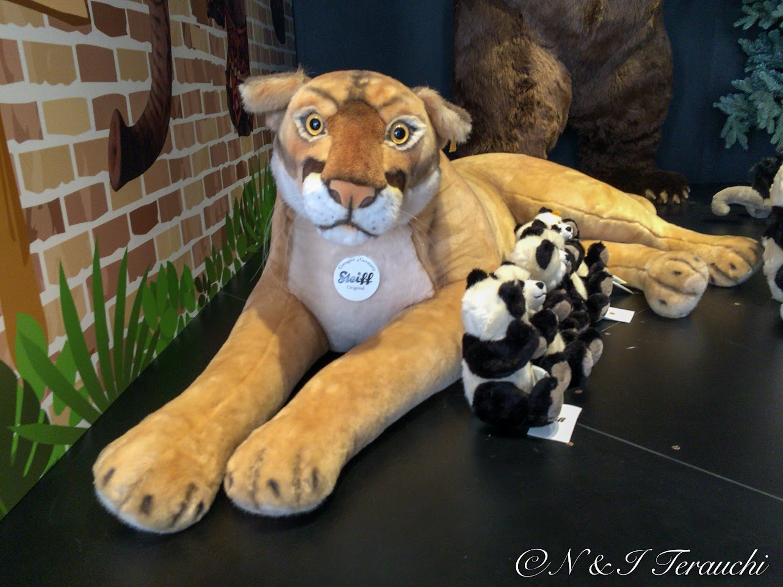 パンダのベイビー&タイガー
