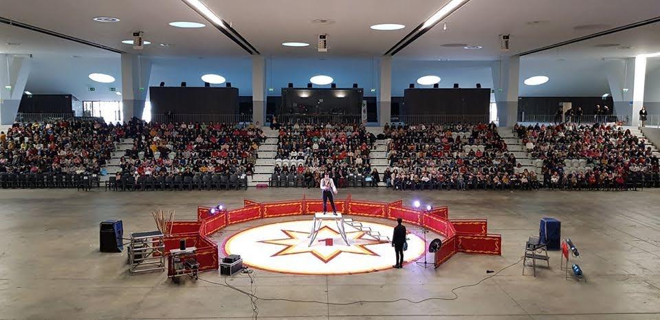Município de Lamego ofereceu circo de Natal às crianças