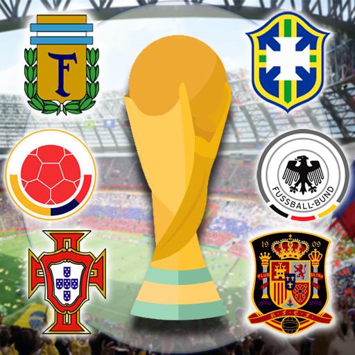 Logo Quiz Mundial ~ Rusia 2018