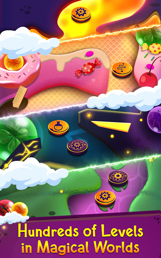 Bubble Shooter: Bubble Wizard, match 3 bubble game 1.19 screenshots 5
