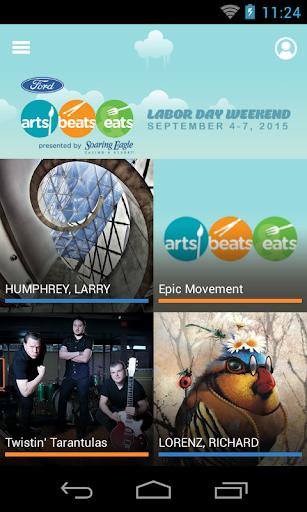 Arts Beats Eats