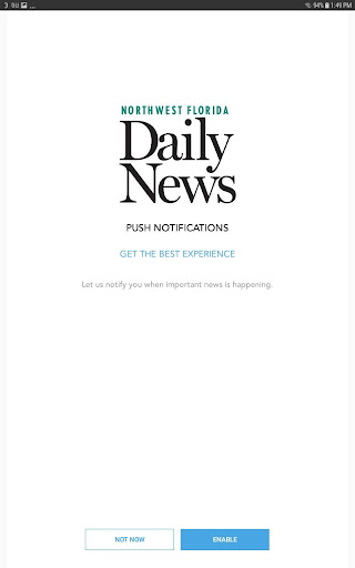 NWF Daily News, FWB, Florida  screenshots 10