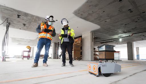 Construction robotics firm Dusty raises $16.5M