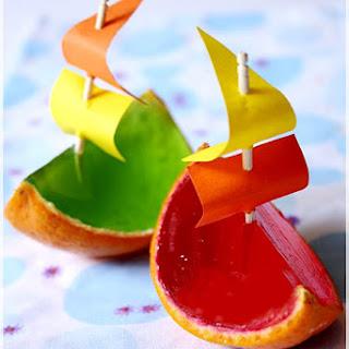 Jelly Boats.