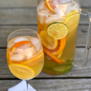 White Wine Sangria With Brandy Recipes.