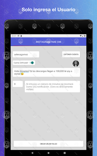 App download fake instagram chat 7