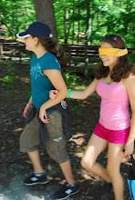 Photo: Teambuilding: Trust Walk Camp Toccoa