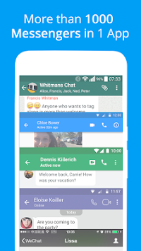 Messages, Text and Video Chat for Messenger