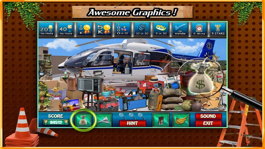 android Helipad New Find Hidden Object Screenshot 0