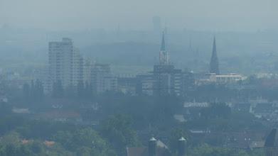 Photo: Blick von der Aussichtsplattform auf dem Nordsternturm