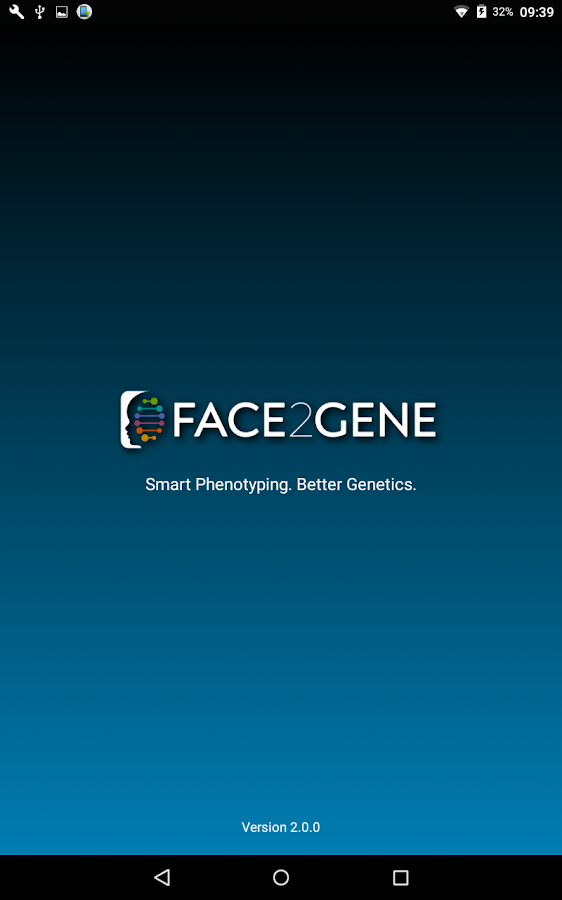 Face2Gene- screenshot