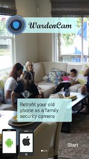 Home Security IP-Cam WardenCam- screenshot thumbnail