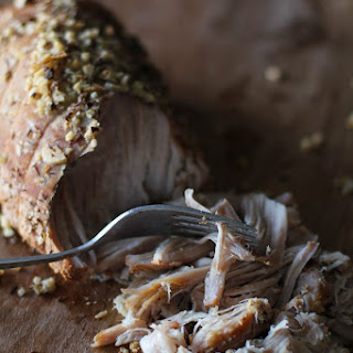 Cider-Chai Crock Pot Pulled Pork