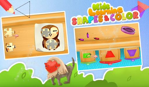 Kids Learning Shapes & Color v1.0.3