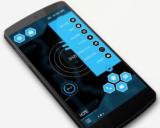 Hex Launcher 2019 - Theme, Nextgen Launcher - Apps on Google Play