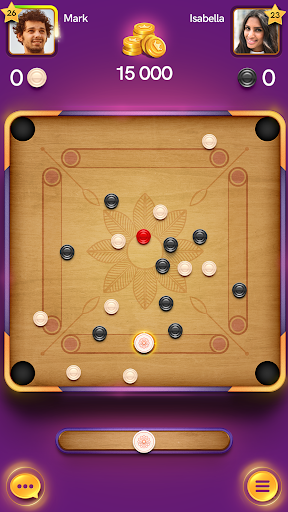 Carrom Pool: Disc Game apkpoly screenshots 6