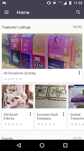 Quilters Resources- screenshot thumbnail
