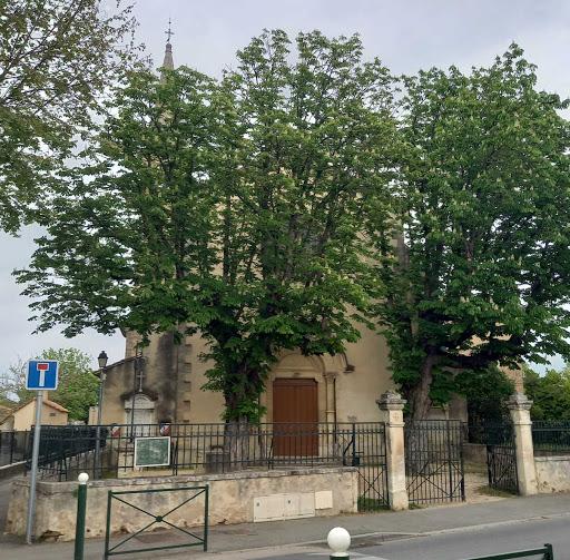 photo de église des Valayans