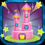 Princess Castle Cake Maker Icon