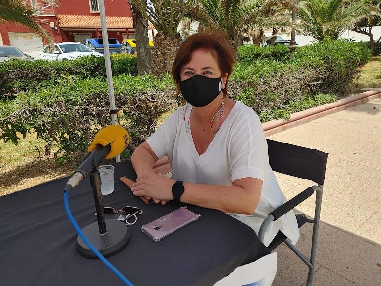 Yasmina Domínguez ha hablado del cuidado de mascotas en verano