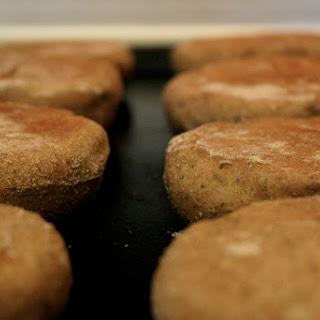 Sourdough English Muffins.