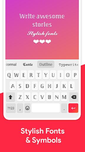 Fonts Type screenshot 1