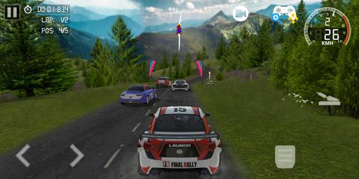 Final Rally: Extreme Car Racing apkpoly screenshots 3