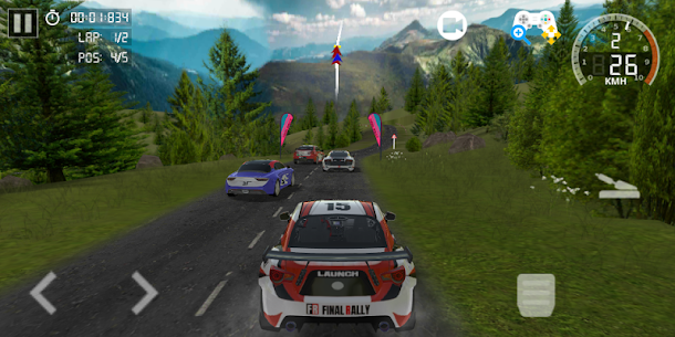 Final Rally: Extreme Car Racing MOD (Unlimited Gold Coins) 3