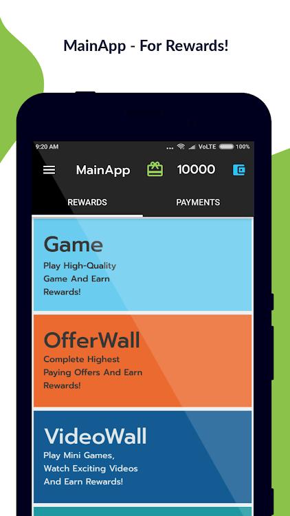 MainApp – Money Making & Earn Rewards App – (Android Apps) — AppAgg