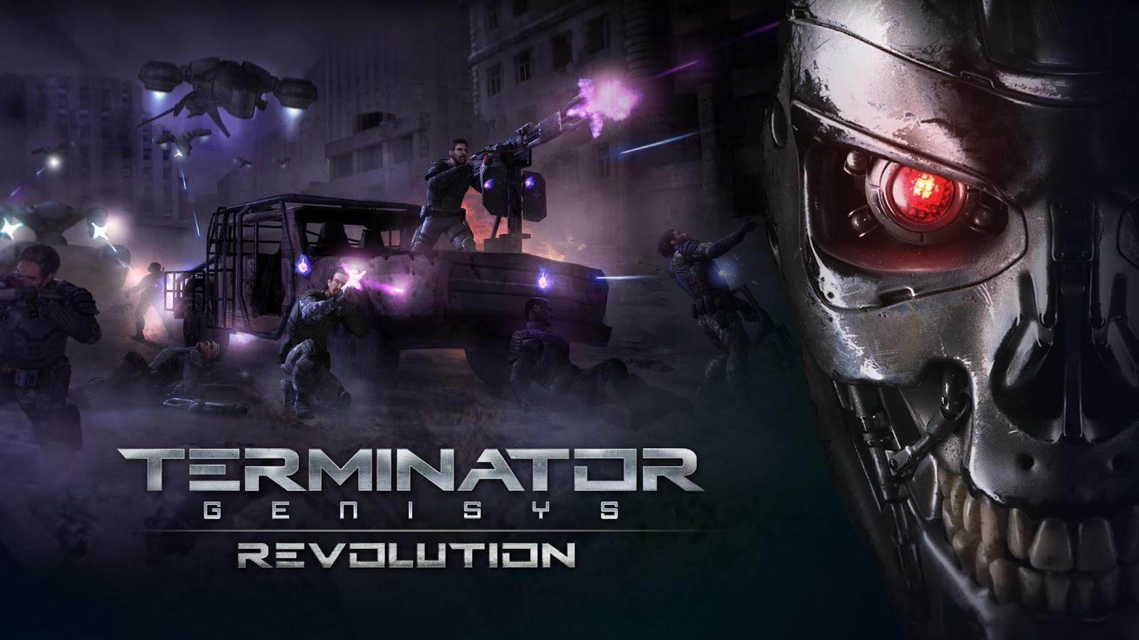 TERMINATOR GENISYS: REVOLUTION - screenshot