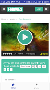 FMovies - Watch and download Movies and TV shows - náhled