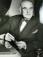 Photo: Governor Gardner as Undersecretary of the United States Treasury, Treasury Building, Washington, D.C, 1946