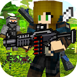 Clan Outlaw Gun Craft Royale Battle Icon