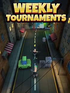 Overspin: Night Run – 3D double runner 13