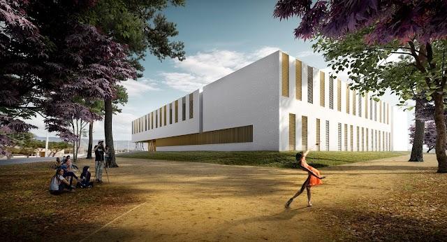 Las instalaciones tienen previsto abrir sus puertas en el curso 2022/2023.