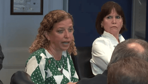 Debbie Wasserman Schultz changes story about stolen laptop