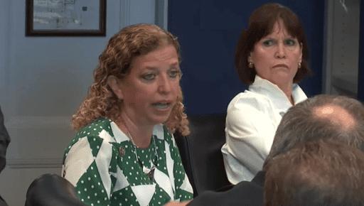 Debbie Wasserman Schultz changes story about stolen laptop