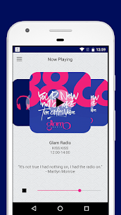 Glam Radio - náhled