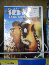Photo: Ice Age 3 Dawn of the Dinosaur for under $10, perfect timing for the upcoming 12/11 release of #4.