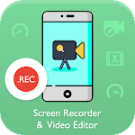 Screen Recorder & Video Editor :- No Root 5.0 (Ad-Free)