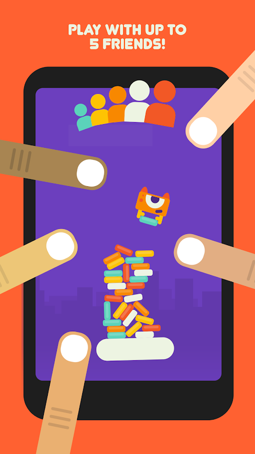 Stack Buddies- screenshot