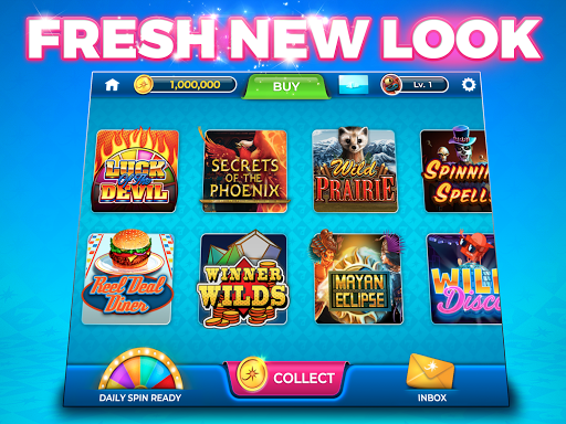 Jackpotjoy Slots - NEW Slot Machines Games 19.0.0000 screenshots 6