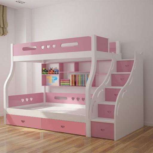 Kinh nghiệm mua giường tầng trẻ em