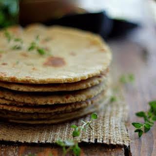 Quinoa and Brown Rice Flour Tortillas.