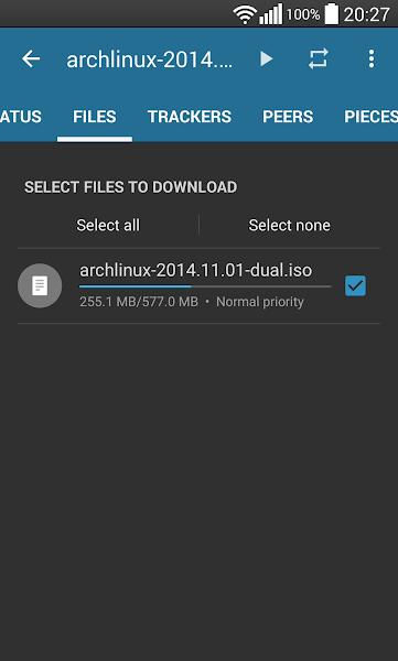 Flud (Ad free) Screenshot Image